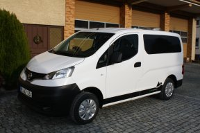 alpincer nissan nv200 1 6 benzin