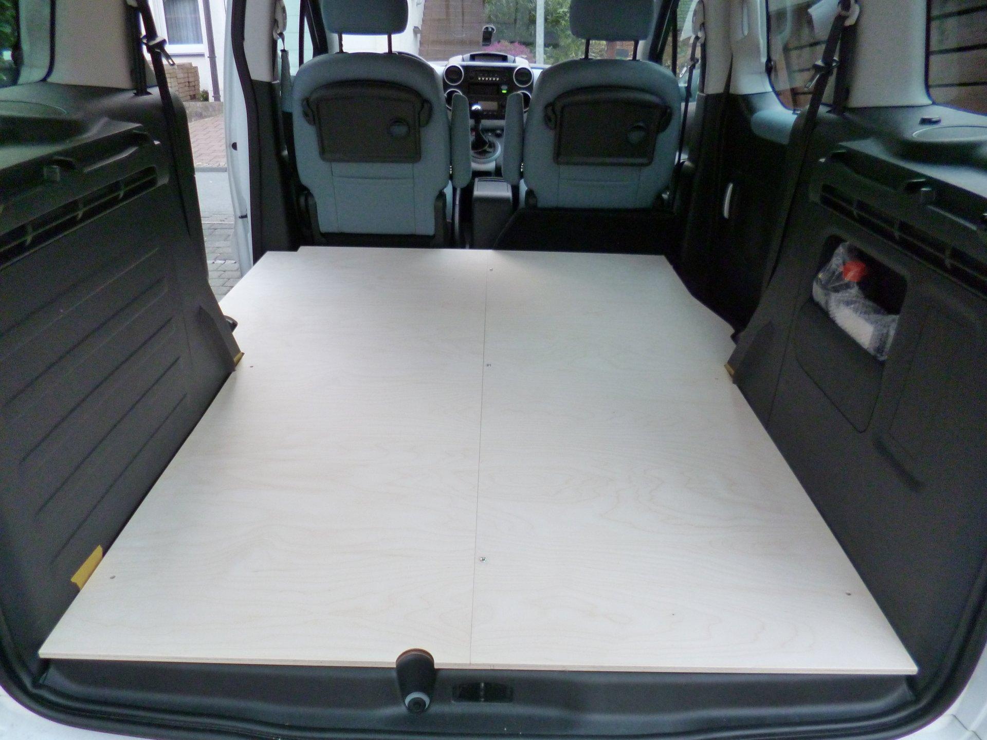 citroen berlingo camping bett das campingsystem f r ihr. Black Bedroom Furniture Sets. Home Design Ideas